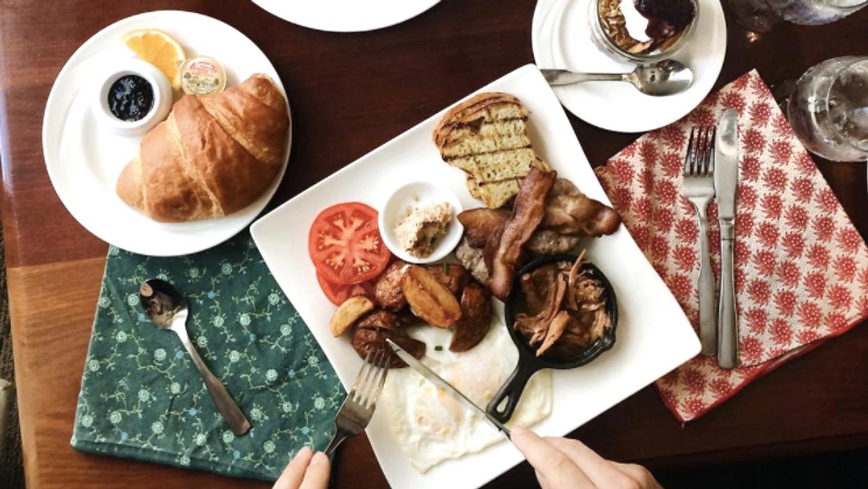10 Best Spots To Grab Breakfast In Kingston Right Now