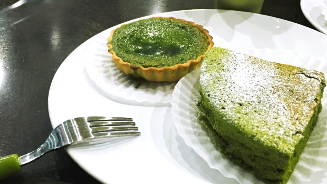 This Cute Japanese Cafe In Ottawa Serves Everything Matcha And You Need To Try It