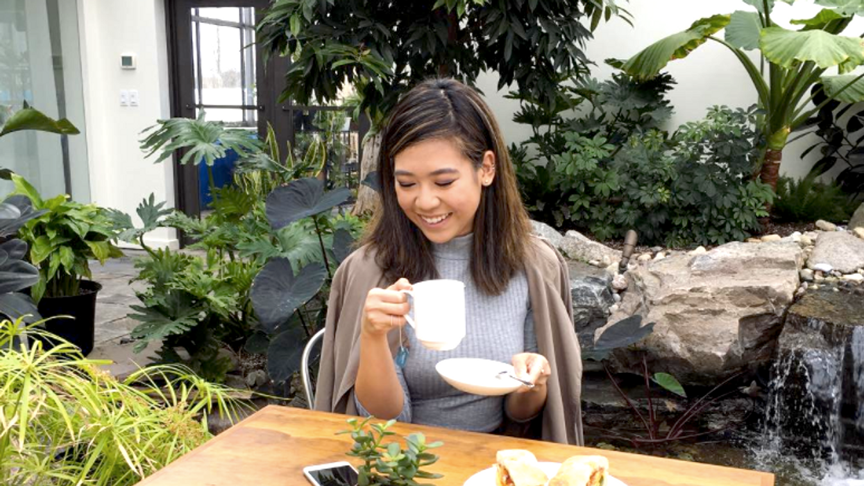 This Indoor Water Garden In Ottawa Is Also A Cafe And It'll Blow Your Mind