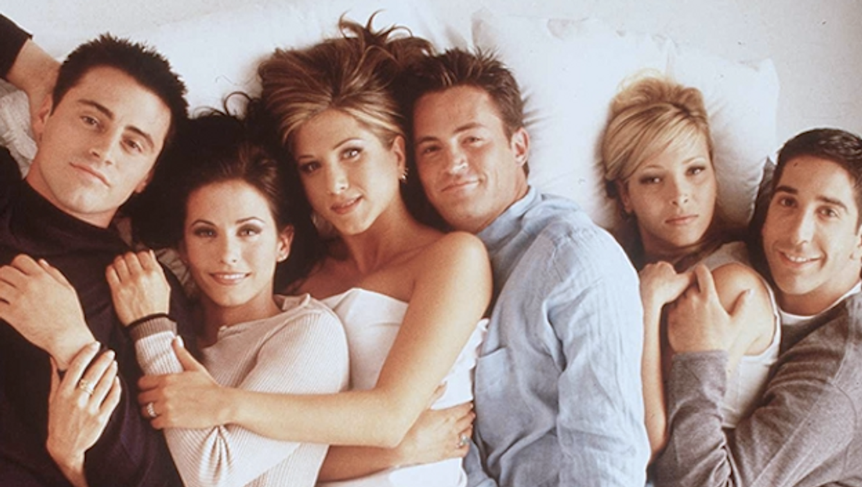 18 Most Important Life Lessons FRIENDS Has Taught Us All