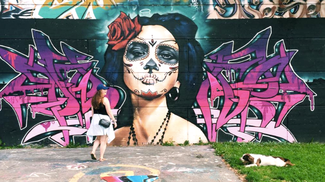 14 Colourful Walls In Ottawa To Take The Perfect Instagram