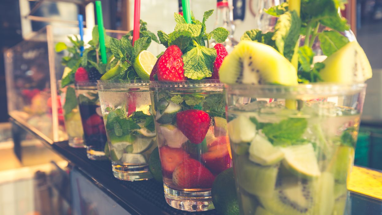 8 Insane Sangria Pitchers You Need To Try In Ottawa This Spring