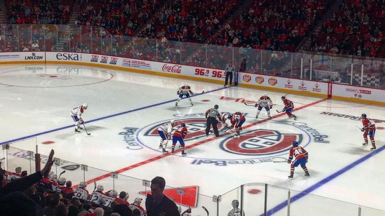 Les gens de Québec pourront voir une game du Canadiens pour 28$ au Centre Vidéotron