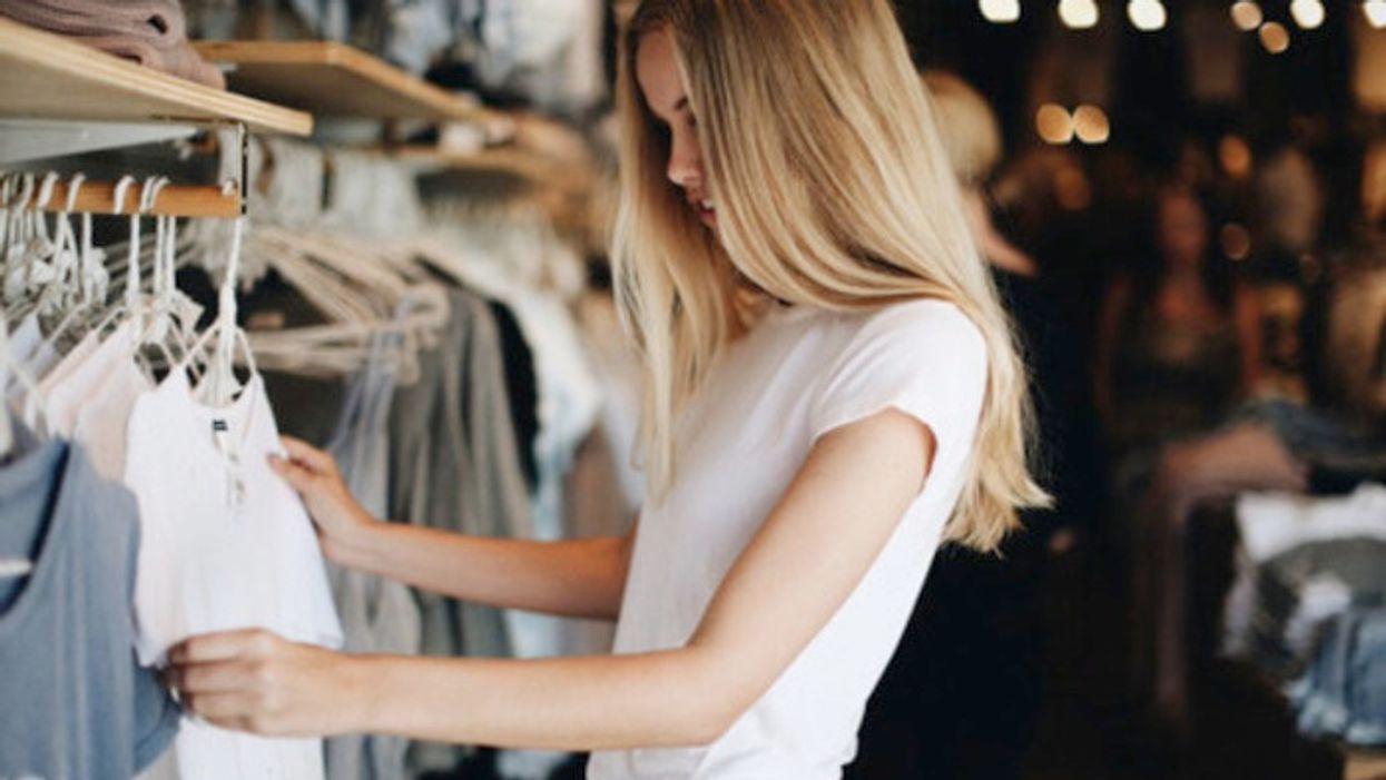 2 ventes de vêtements INCROYABLES ont lieu à Québec ce mois-ci
