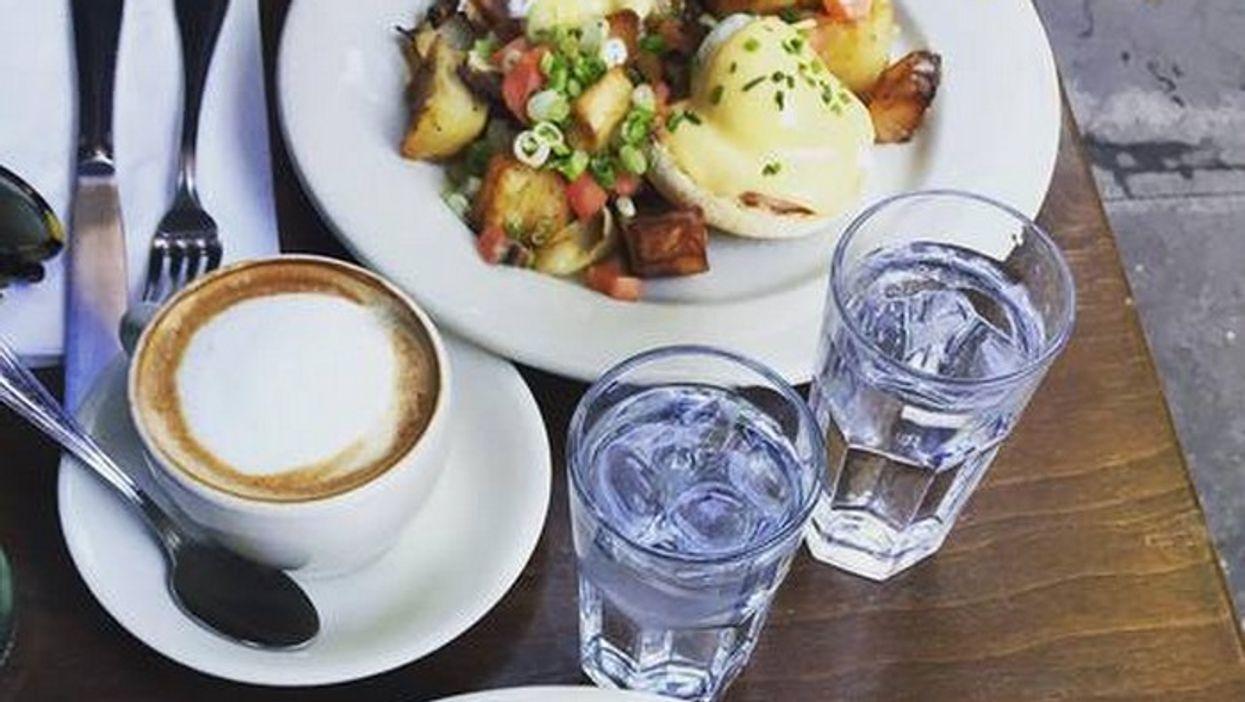 9 endroits où te délecter des meilleurs œufs bénédictine à Québec