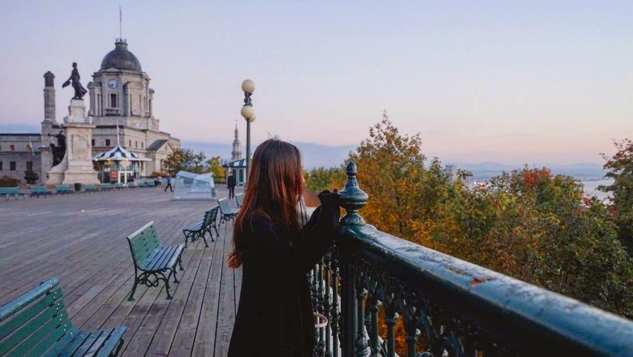 11 choses à faire à Québec pendant le long weekend de l'Action de Grâce