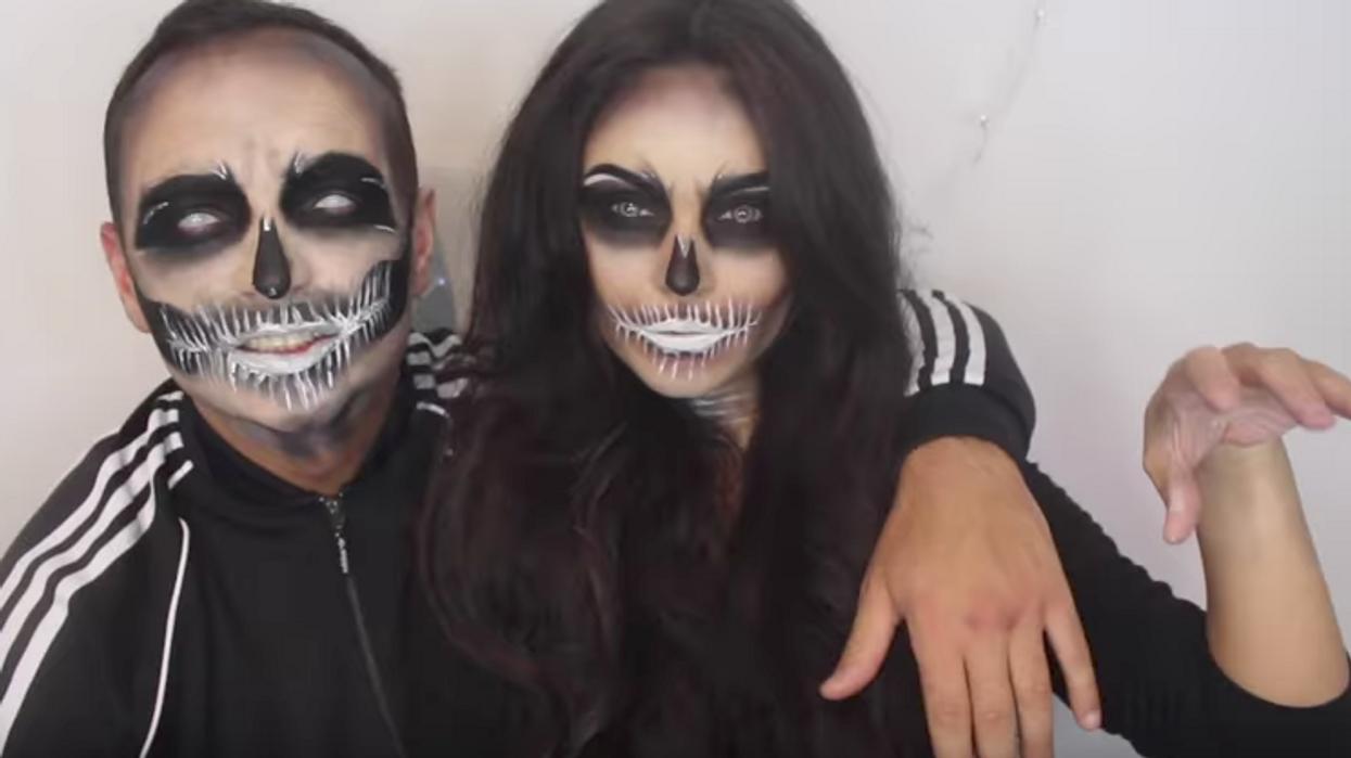 14 idées de costumes de couples pas quétaines pour l'Halloween