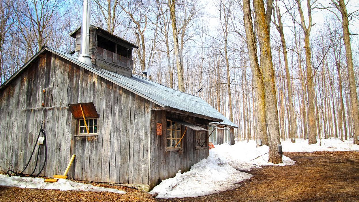 Les 9 meilleures cabanes à sucre où tu dois aller ce printemps près de Québec