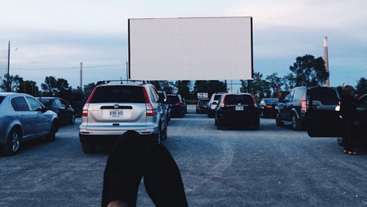 Lumsden Is Getting An Old School Drive-In Movie Theatre This Spring
