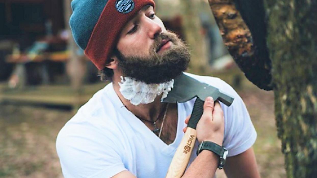 17 signes que ton chum c't'un vrai gars de bois