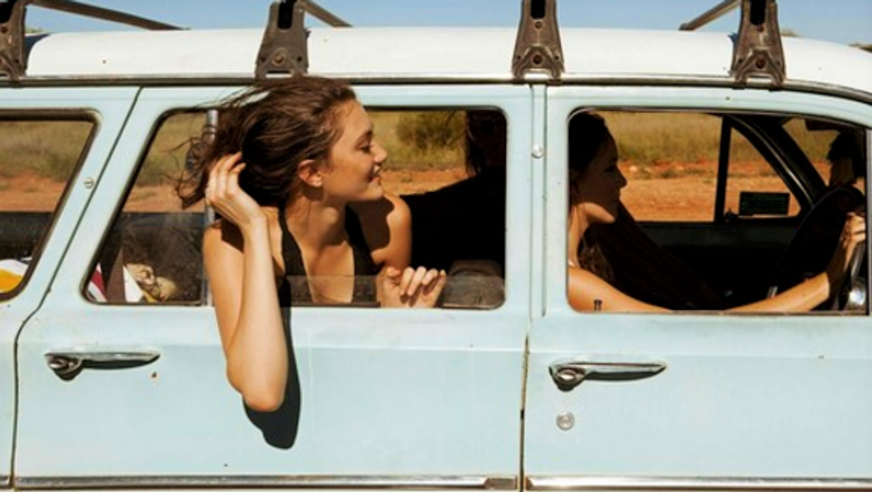 Voici pourquoi tu devrais tout quitter et juste partir en road trip sur un coup de tête
