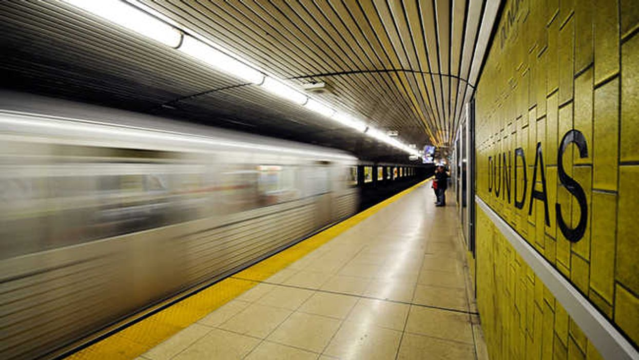 13 Toronto Subway Stations You All Love To Hate On A Daily Basis