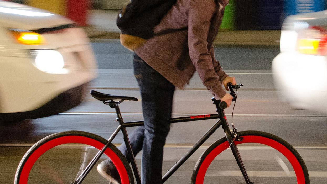 These Are The 10 Worst Intersections For Toronto Cyclists