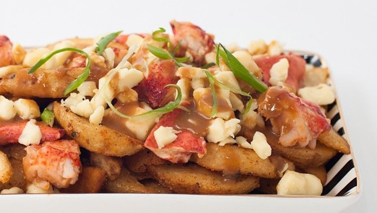 """Toronto Now Has A """"Lobster Poutine"""" And It's Everything You Want It To Be"""