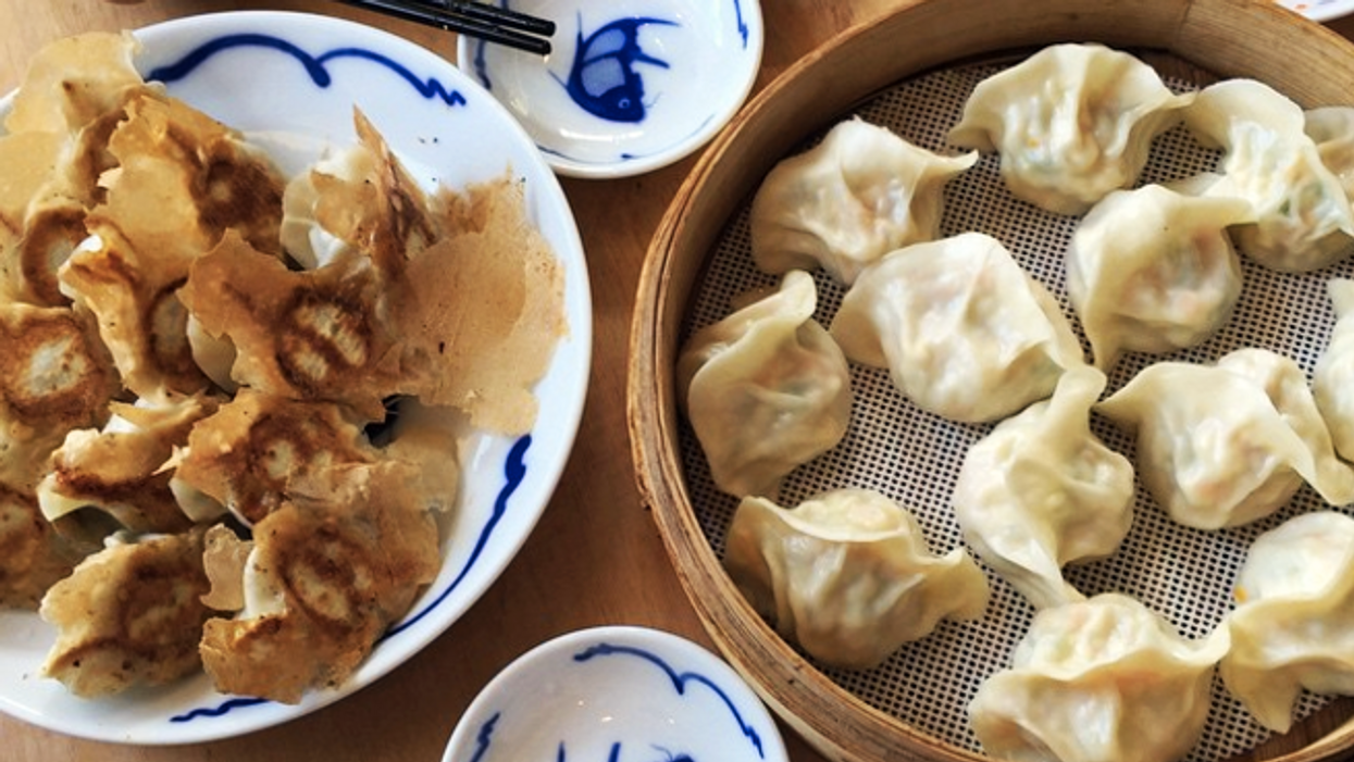 13 Places To Get Ridiculously Good Dumplings In Toronto
