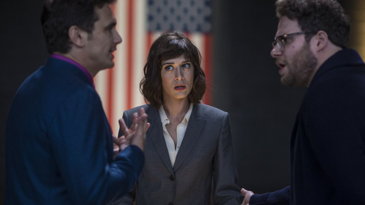 Toronto And Ontario Movie Theatres That Will Screen The Interview