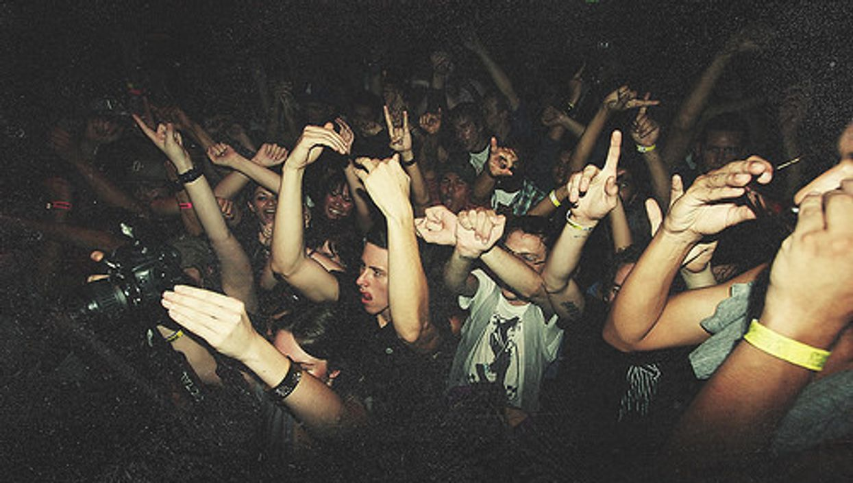 13 Struggles Of Being A Concert Junkie In Toronto