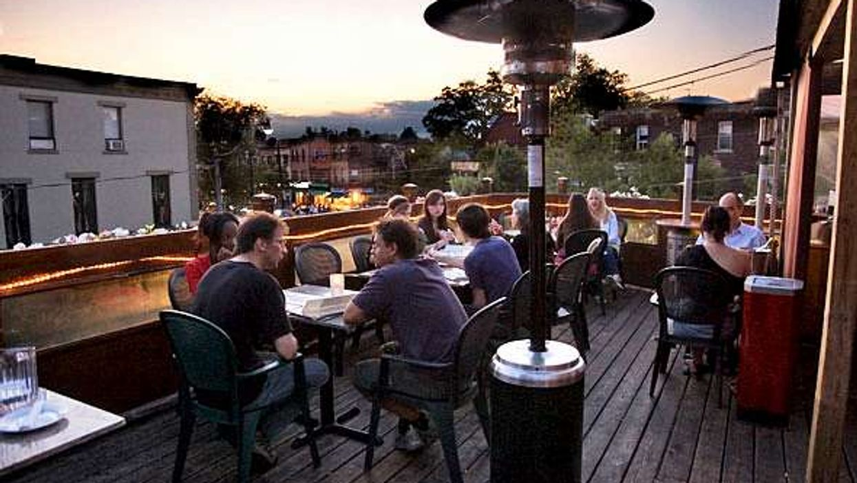 Probably The Best Patios In Downtown Toronto