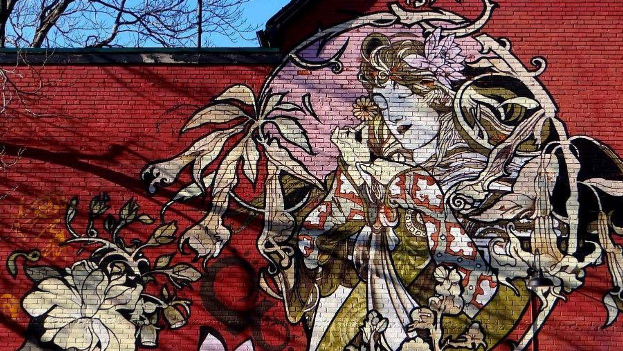 Toronto's Best Street Art: Kensington Market
