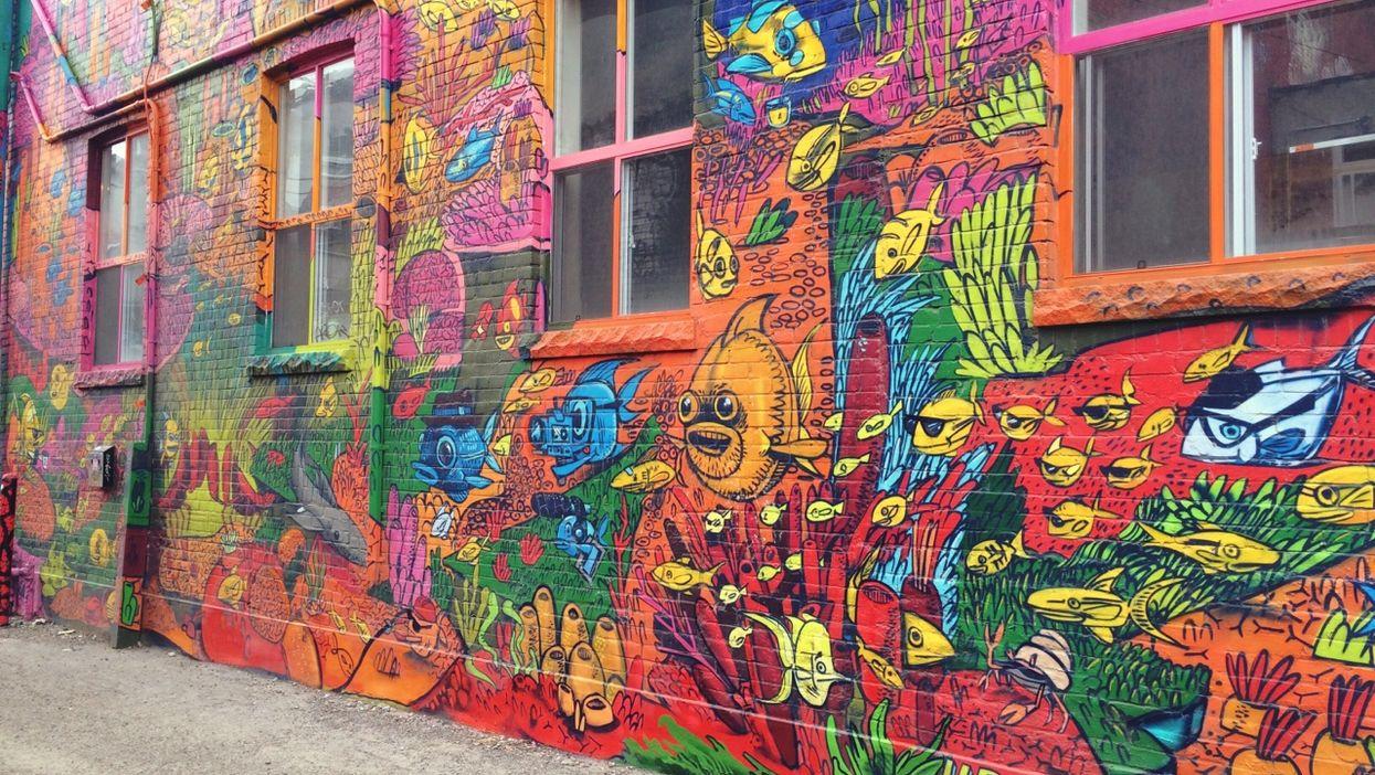 Toronto's 8 Most Insta-Worthy Street Art Murals