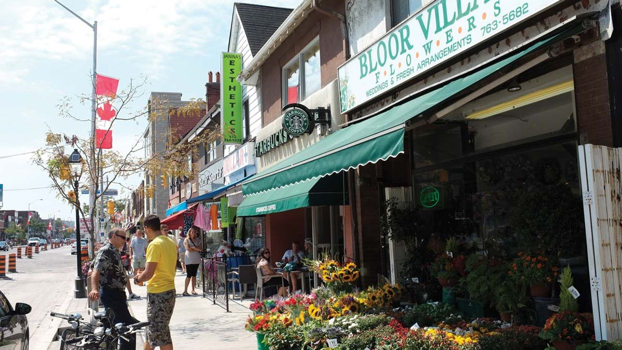 46 Signs You Grew Up In Bloor West Village
