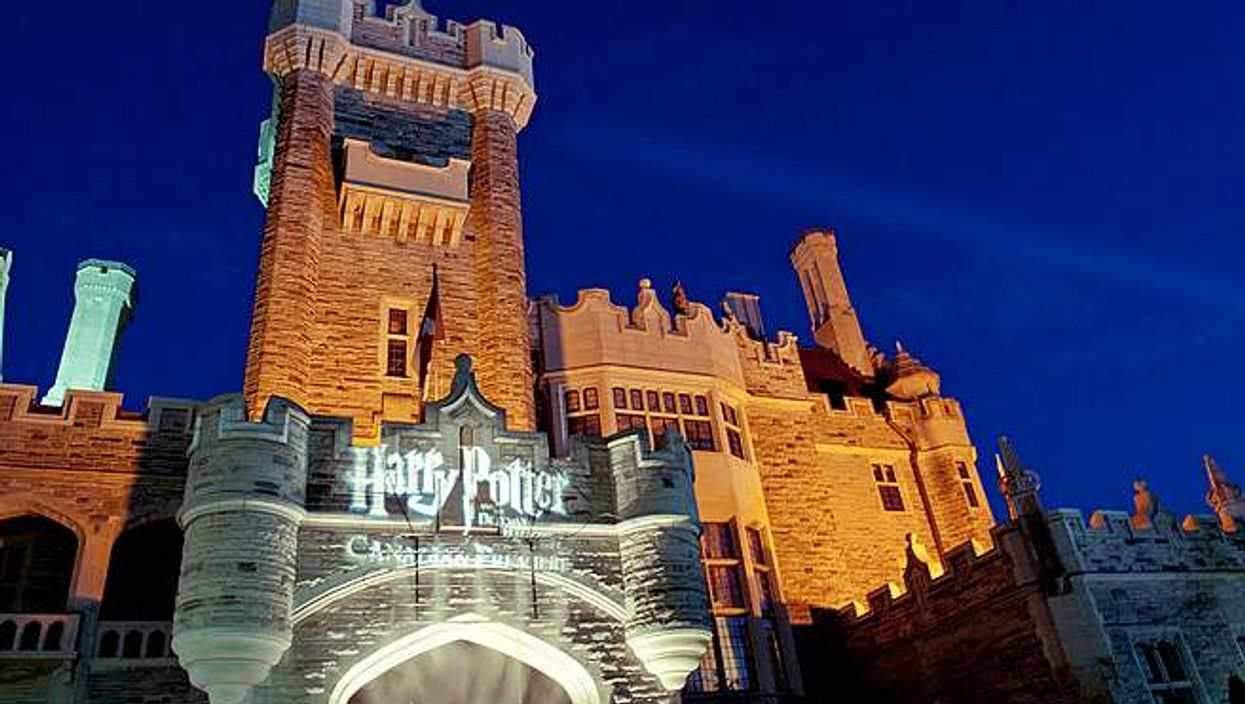 10 Magical Toronto Places Straight Out Of A Harry Potter Movie