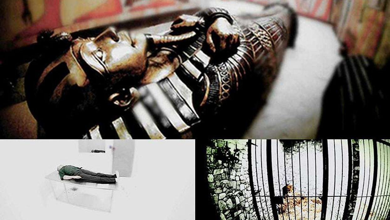 """Toronto's Biggest """"Room Escape Game"""" Is A Total Mind Fvck But In The Best Possible Way"""