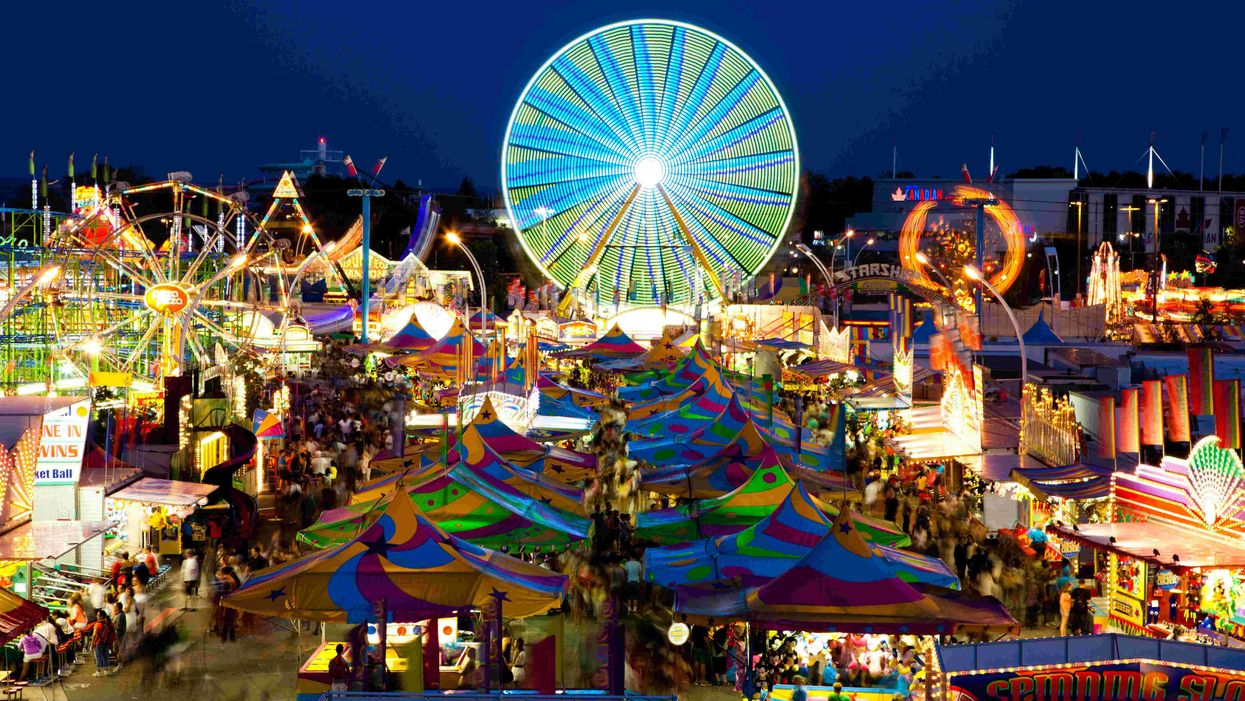 20 Things You Have To Do At The CNE This August