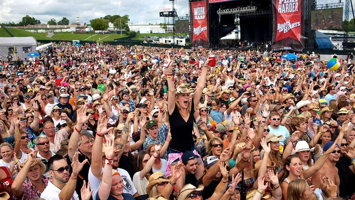 8 People You Are Guaranteed to See At Boots and Hearts This Year
