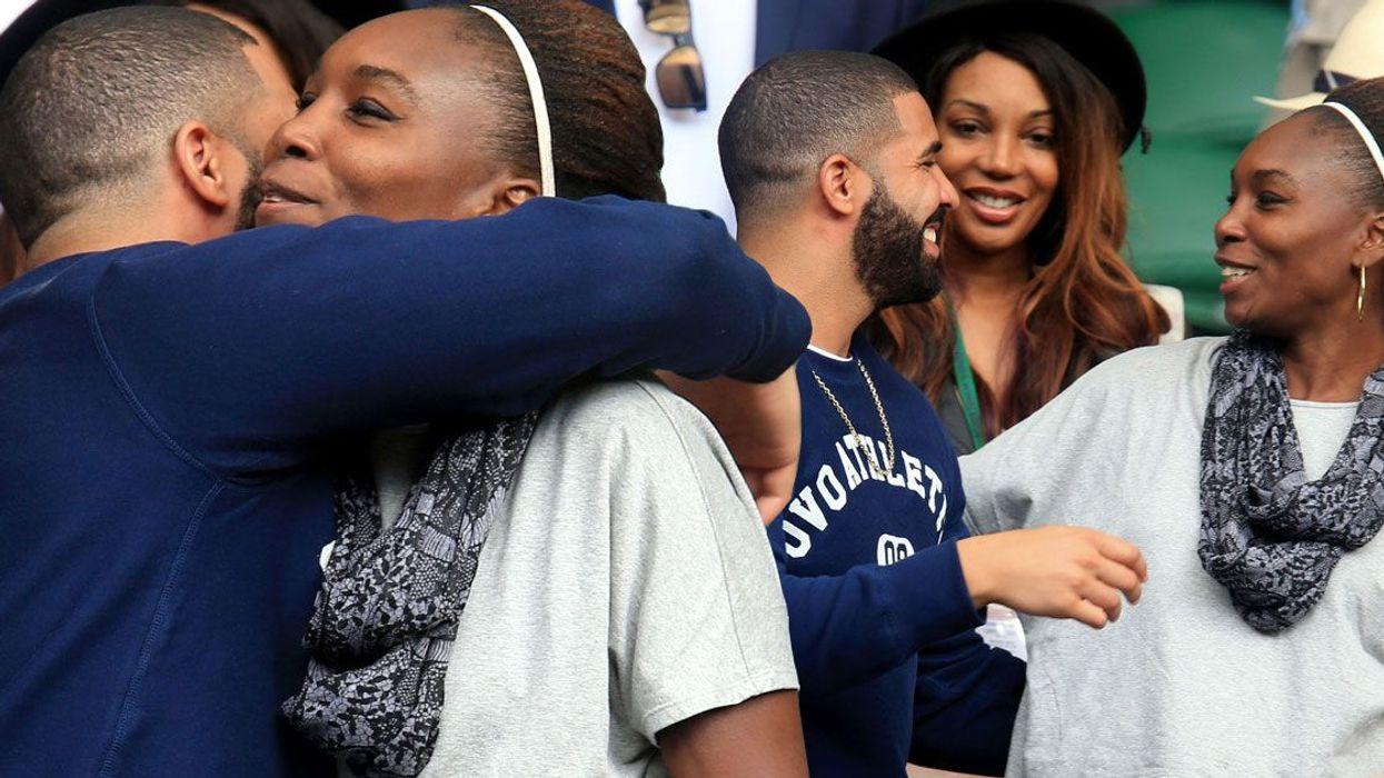 Drake Allegedly Engaged To Serena Williams