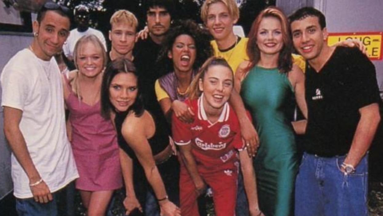 The Spice Girls And The Backstreet Boys Are Allegedly Coming To Toronto