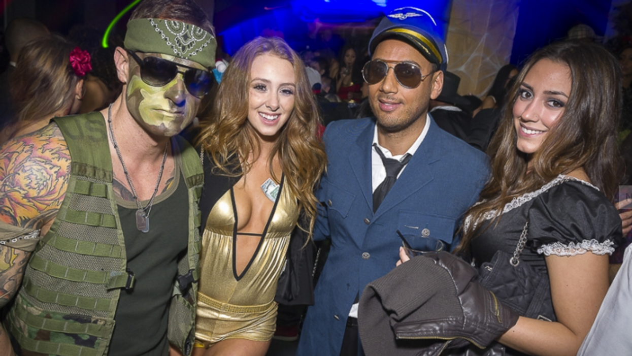 11 Costumes A Toronto Fvckboy Will Wear This Halloween
