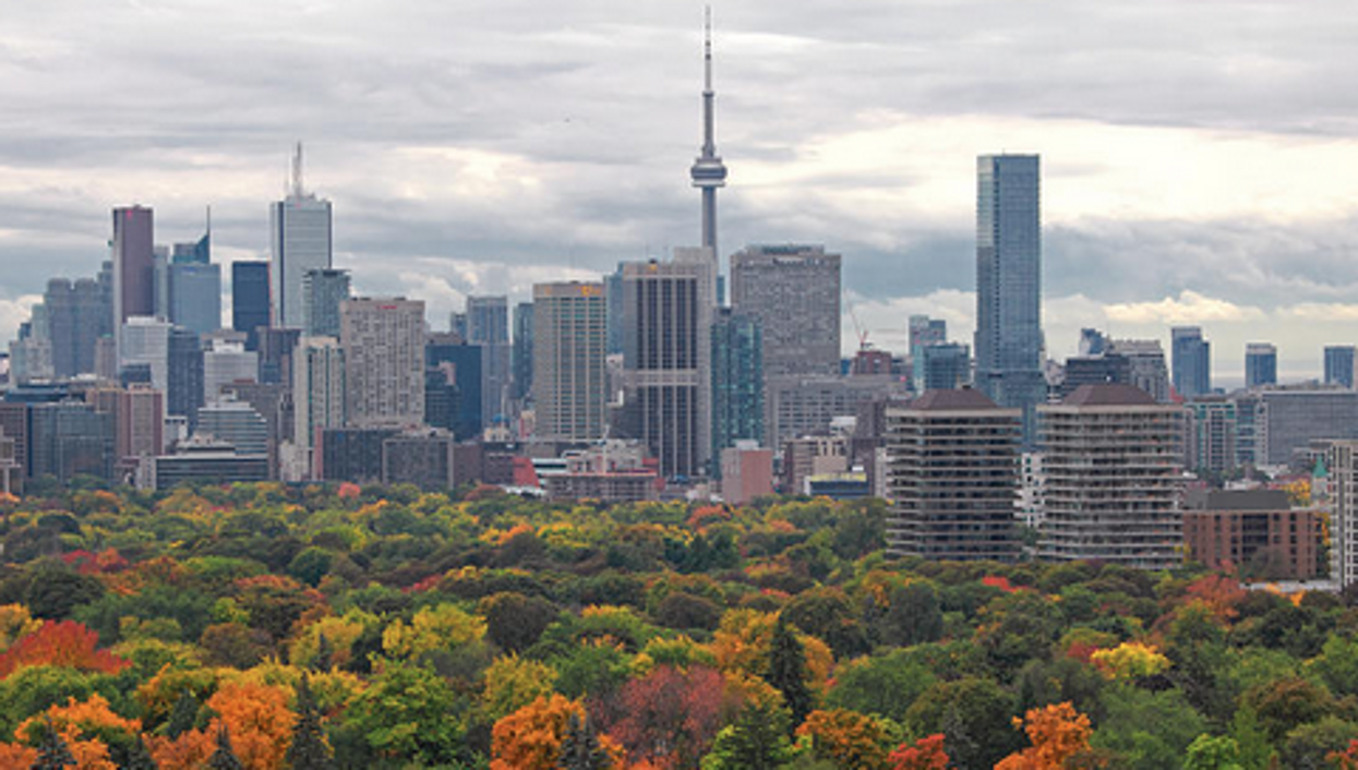 October Is Going To Be Hot As Fvck In Toronto