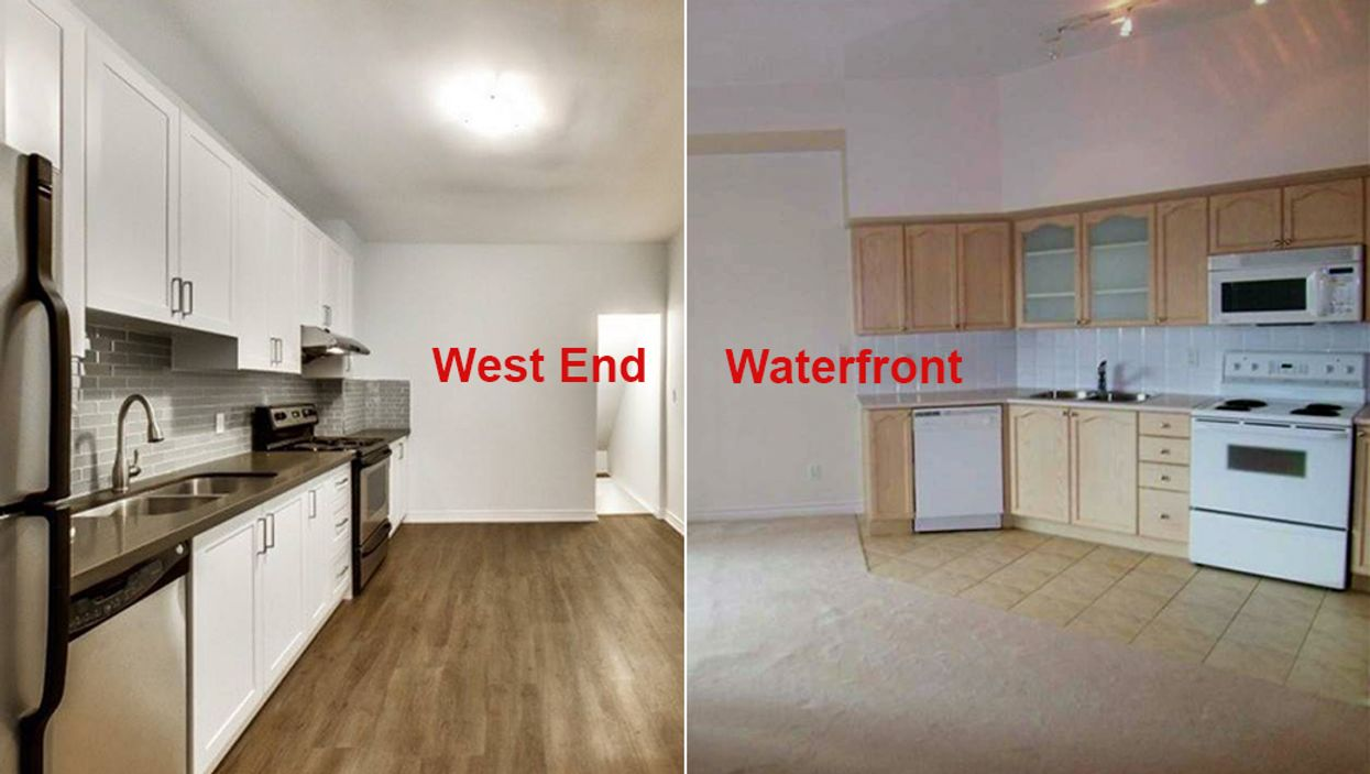 This Is What $1,600 A Month In Rent Will Get You Across Toronto