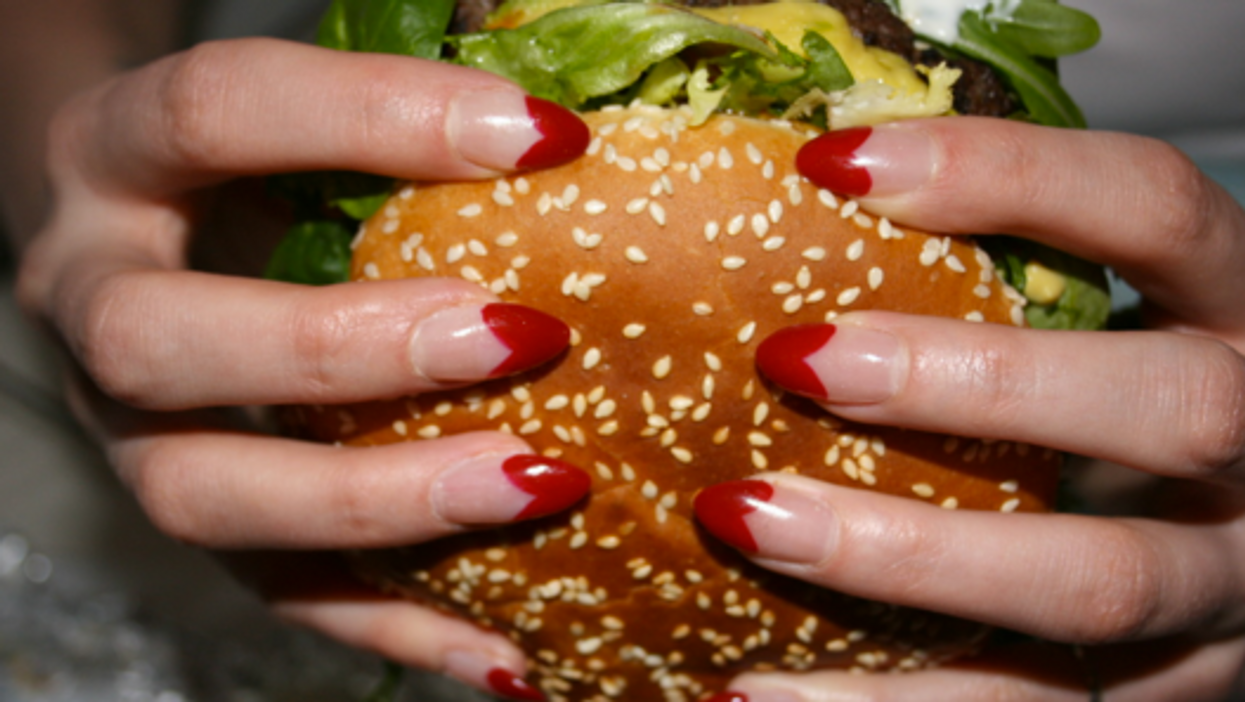 """You Can Now Get  A Burger With A """"Side Of Weed"""" In Toronto"""