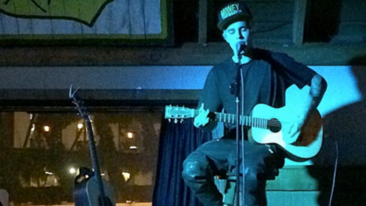 You Can Listen To Justin Bieber's Acoustic Concert In Toronto Here