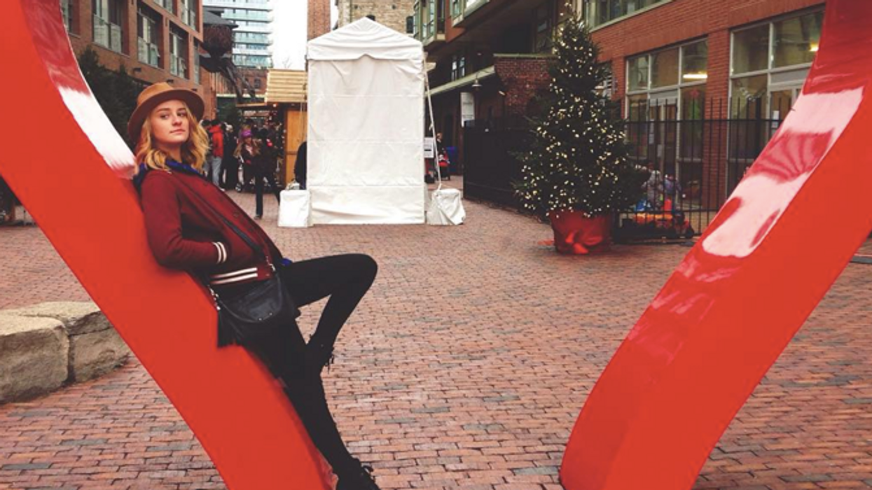12 Reasons Why Being Single During The Holidays In Toronto Is Actually The Best