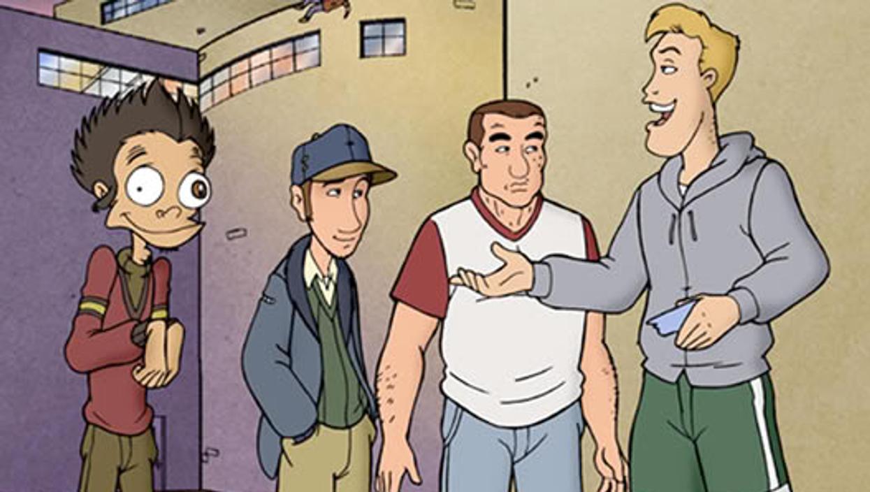 9 Teletoon At Night Cartoons Every 90's Kid Will Remember