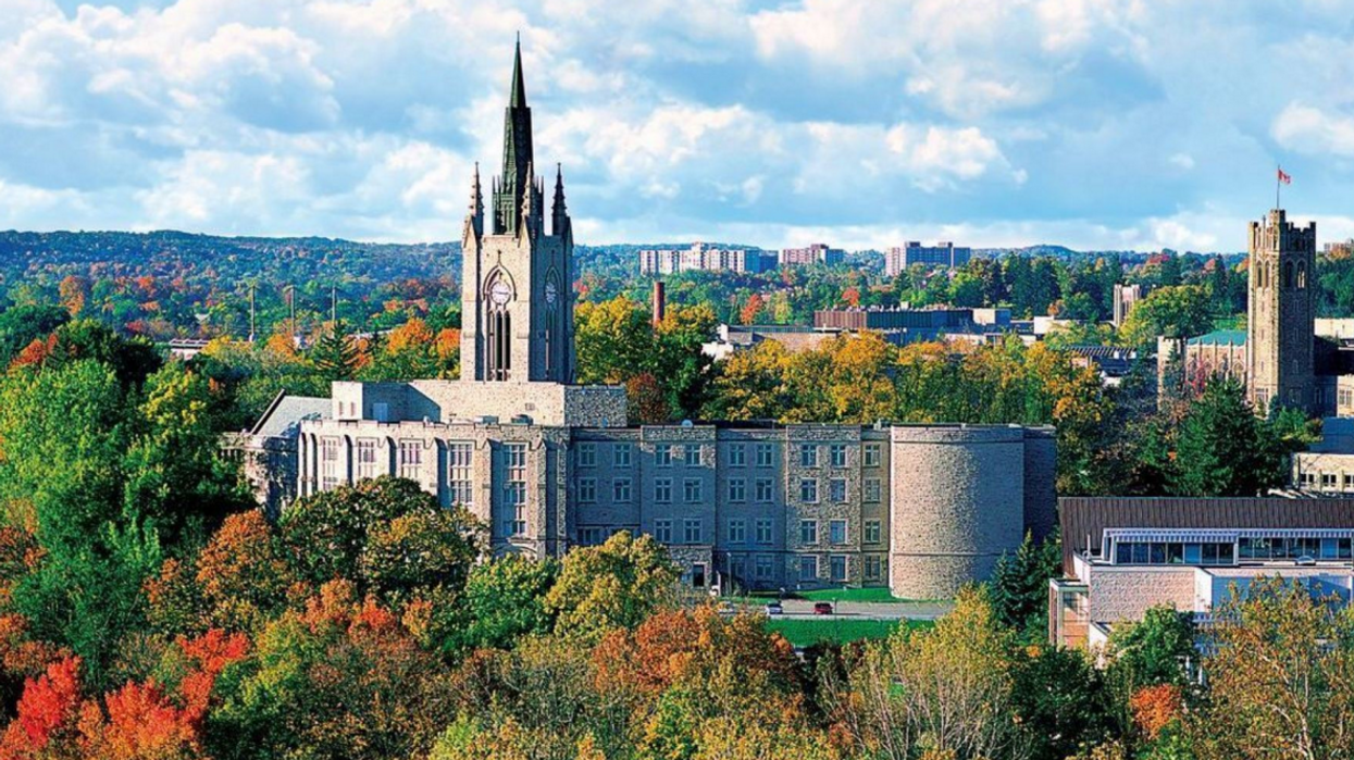 The 22 Most Beautiful University Campuses In Canada