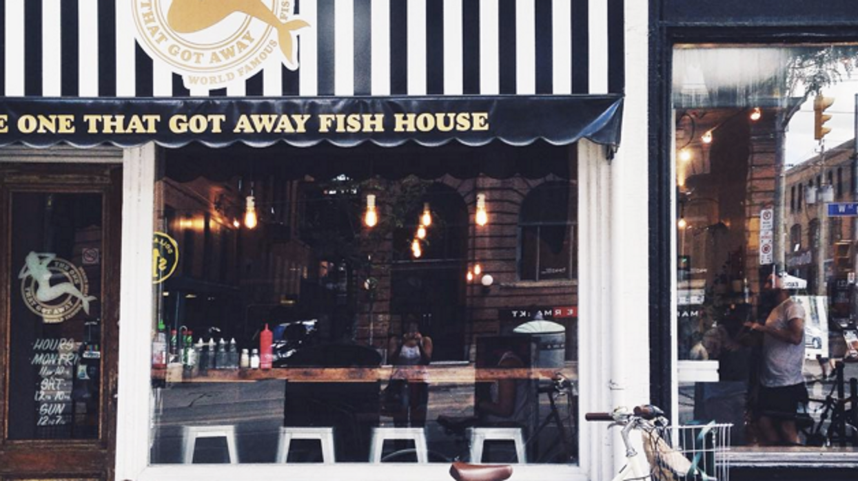Probably The 8 Best Places To Eat Fish And Chips In Toronto