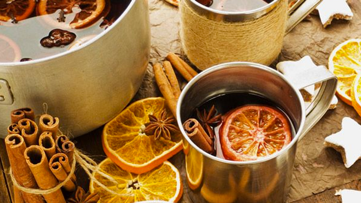 The Best Mulled Wine To Keep You Warm These Holidays