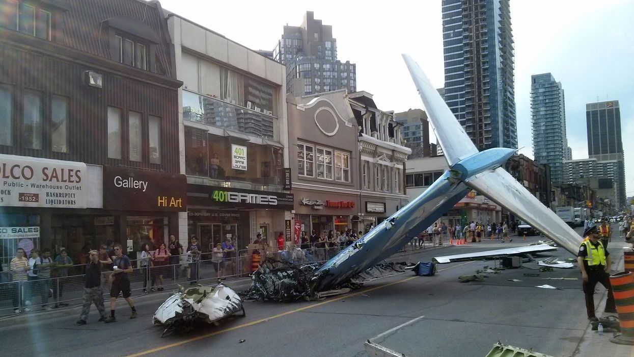 The Top 11 Craziest Things That Happened In Toronto In 2015