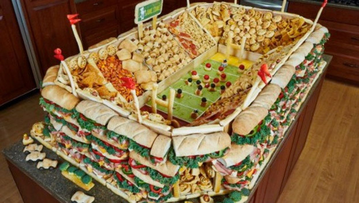 30 Jaw Dropping Food Ideas To Impress Your Super Bowl Guests