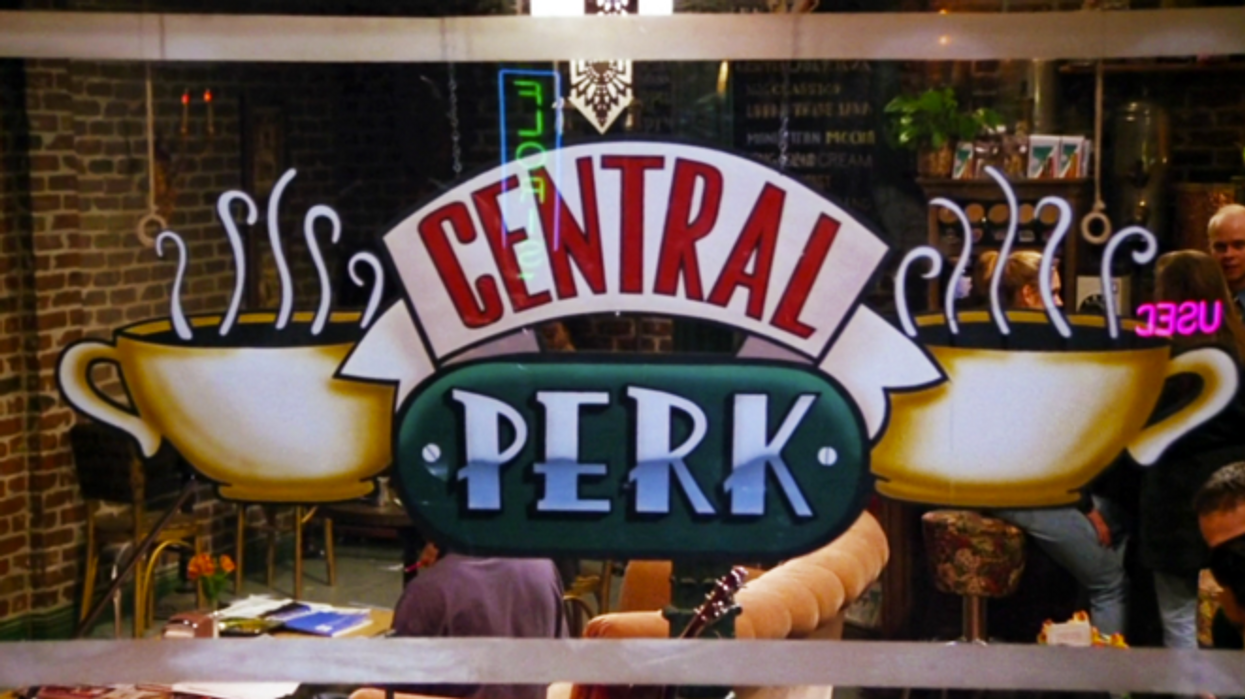 Friend's Central Perk Coffee Shop Coming To Toronto