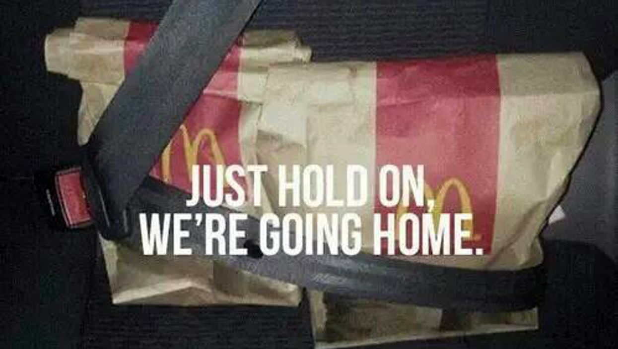 You Can Now Get McDonald's Delivered In Toronto To Your Door