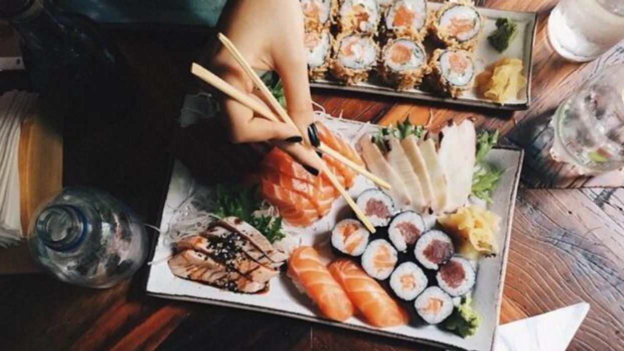 11 Best Sushi Spots In Toronto