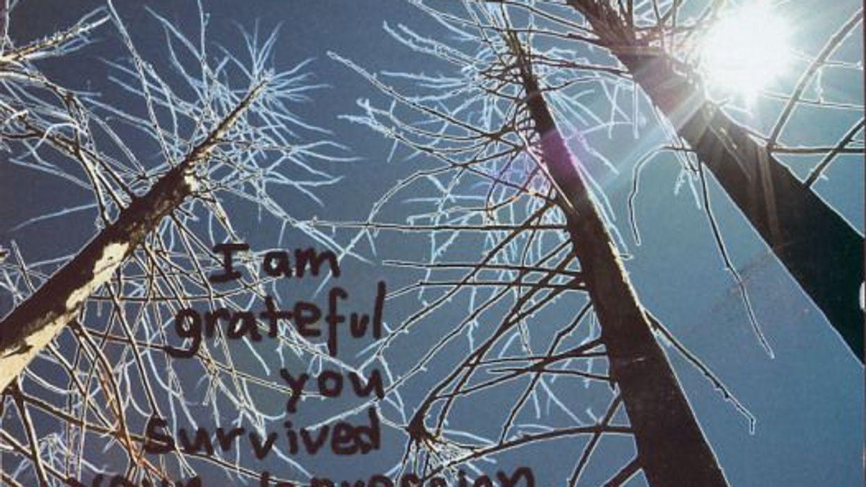 11 Emotional PostSecrets About Mental Health