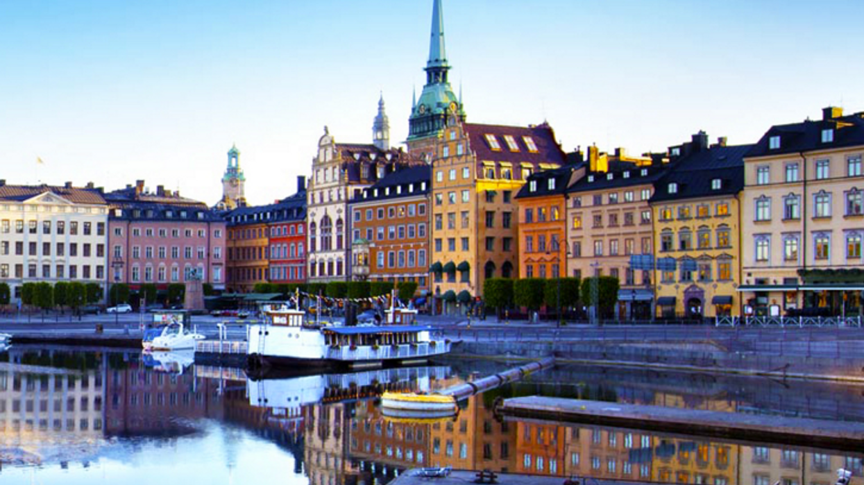 You Can Now Fly To Sweden For $199
