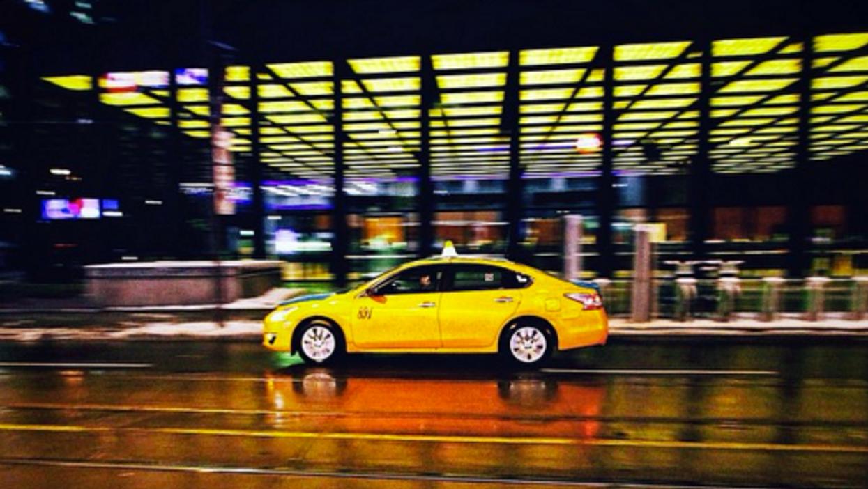 Toronto Taxis Threaten To Shut Down NBA All-Star Weekend