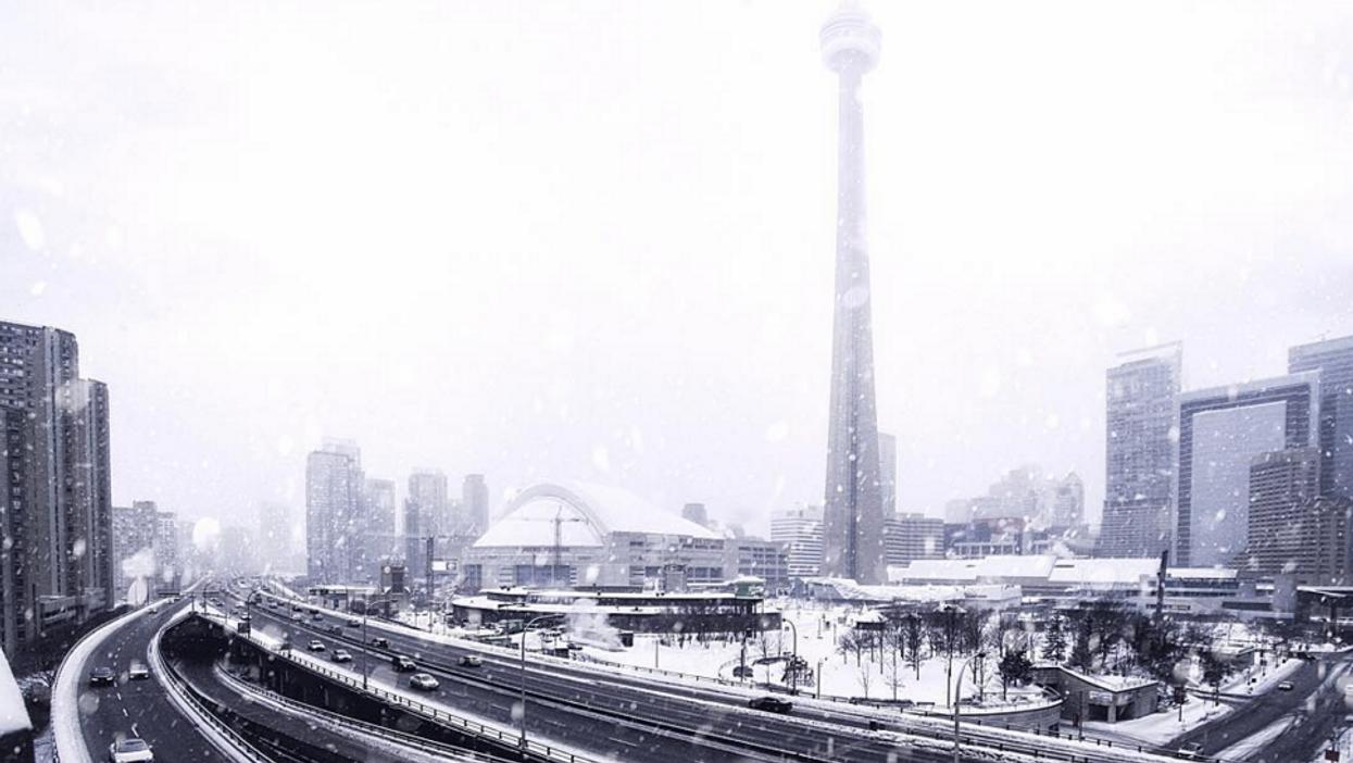Insane Snow Storm To Hit Toronto Tomorrow